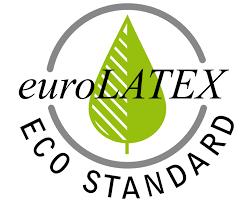 EuroLATEX ECO STANDARD - Obrazek Certyfikatu