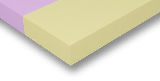 Pianka wysokoelastyczna używana do produkcji naszych materacy jest niezwykle trwała i odporna na odkształcenia. Jej specyficzna budowa komórkowa, zawierająca miliony pęcherzyków, odróżnia ją od typowej pianki tapicerskiej. Taka budowa zapewnia doskonałą elastyczność punktową, a co za tym idzie idealne podtrzymanie ciało podczas snu. Dodatkowymi atutami otwartej struktury komórkowej jest doskonała wentylacja materaca i zdolność natychmiastowego odzyskiwania pierwotnego kształtu.